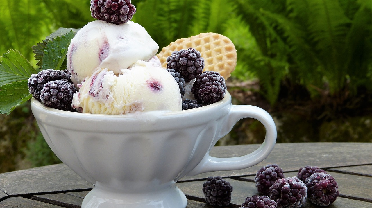What Binging on a 1/2 Gallon of Ice Cream Taught Me About The Value of Self-Compassion