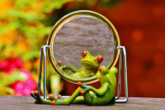 Master Your Mirror to Change Your Inner Critic's Voice
